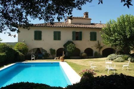 Villa Delphina , near San Galgano - Montalcinello