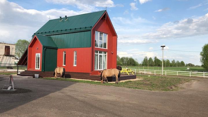 Гостевой дом Ambar INN на ферме (Тверская область)