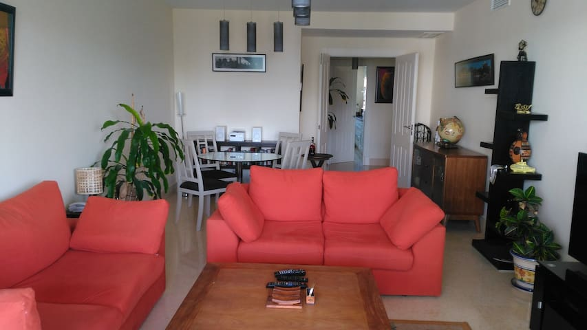 Fantastic double apartment in Sotogrande Marina - San Roque - Apartment