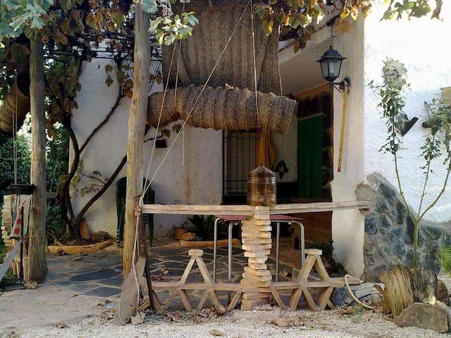 Alojamiento Rural La Pendolera . CASA DEL MAESTRO