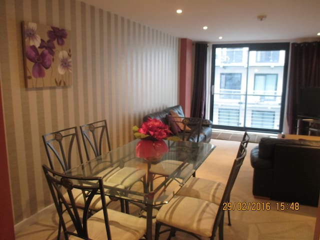 Chandlers Wharf L,Pool City Center - Liverpool - Appartement