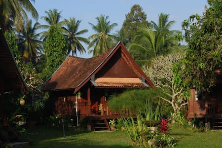 Pasir Belanda is a small resort in a Malay village