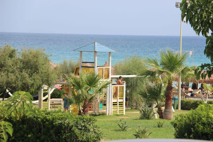 Living at the Beach of San Lorenzo - Reitani - Lägenhet