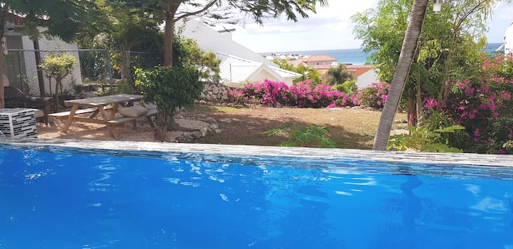 Blue Sail Villa - Two bed pool view
