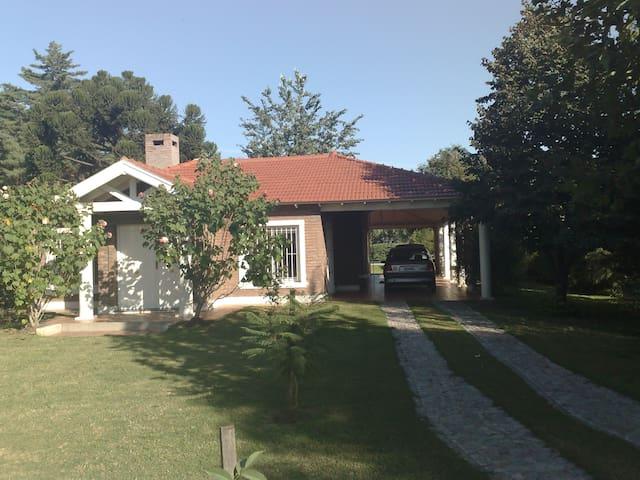Casa quinta en Gualeguay