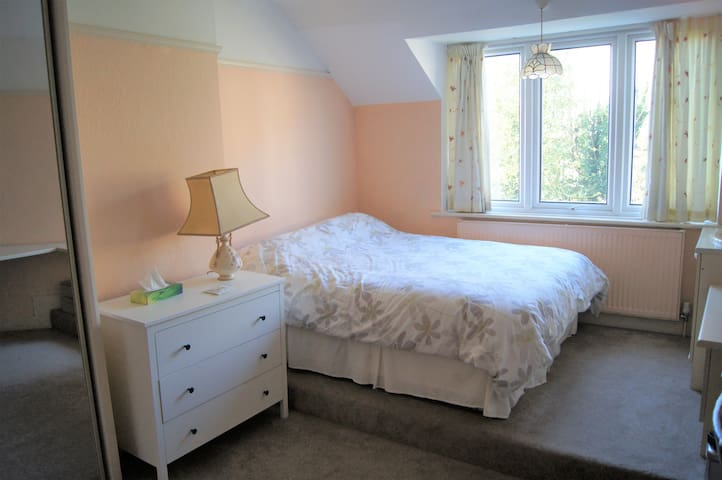 Student Doublebed room 3 for Short or Long Stay