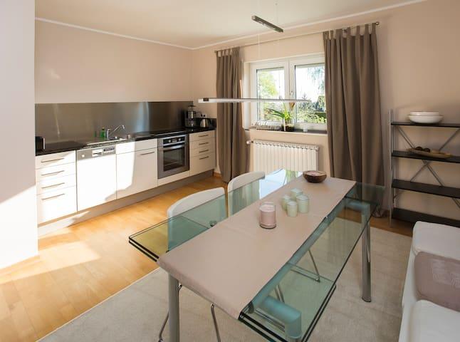 DIE WOHNUNG - Mitten im Siebengebirge - Bad Honnef - Apartment