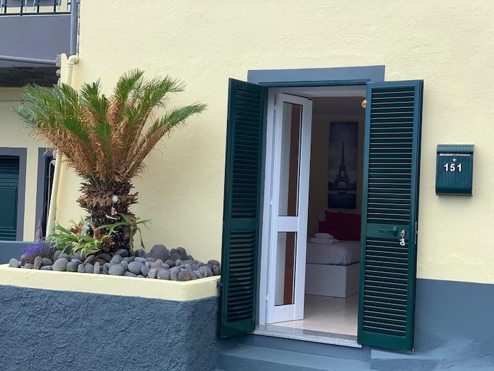 Quarto acolhedor na Ribeira da Janela, Madeira