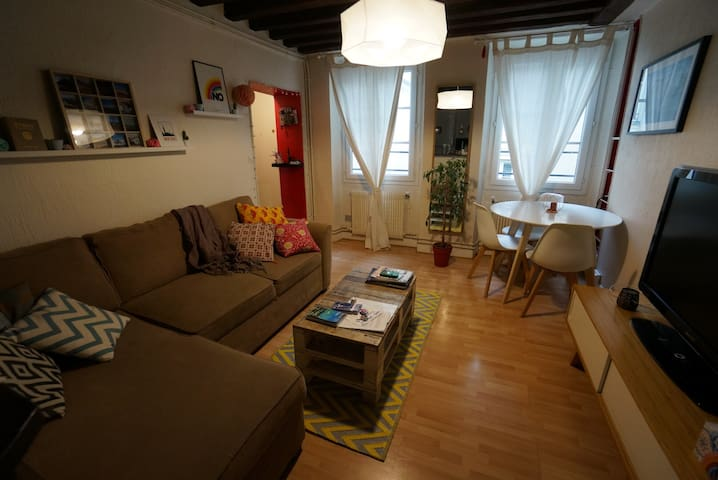Cosy and charming appartment / Paris Bastille
