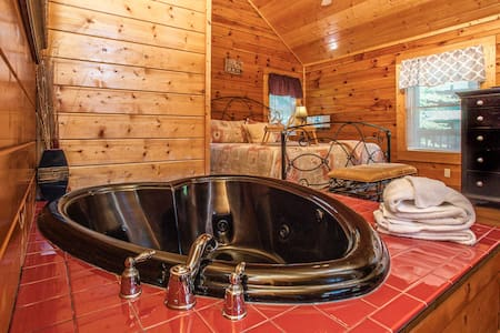 A Lovers Retreat in Pigeon Forge, TN
