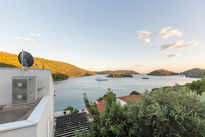 Modern Studio near the beach Lastovo- Pasadur - Pasadur - Apartament