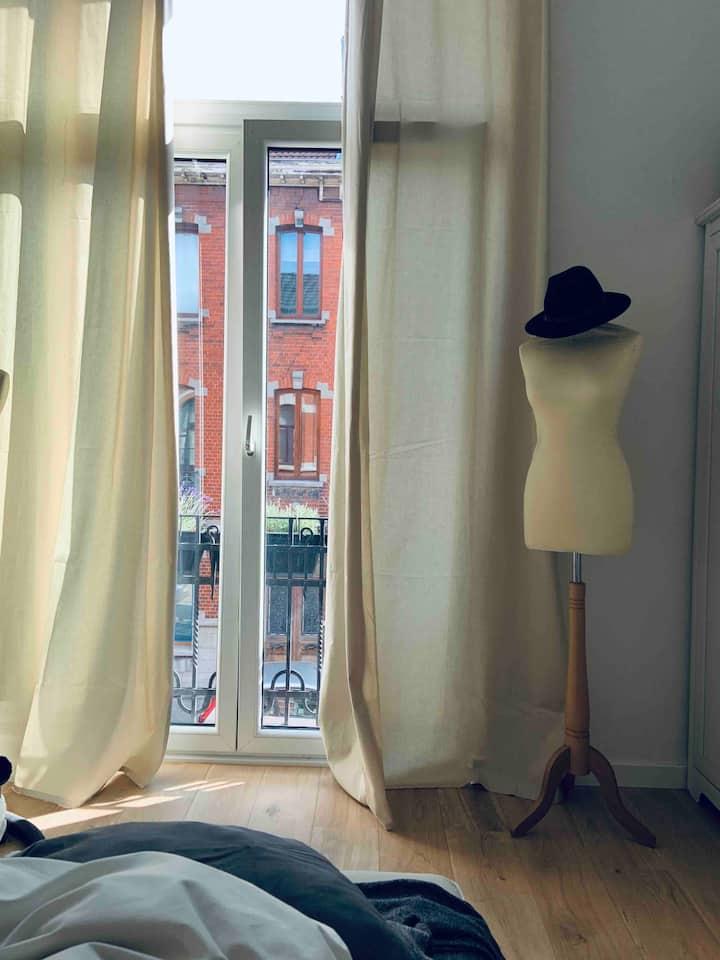 Appartement cosy privatif
