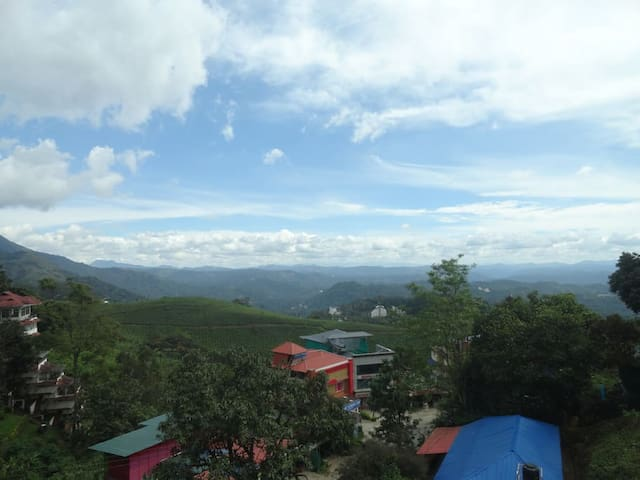 Homestay with Mountain View Room
