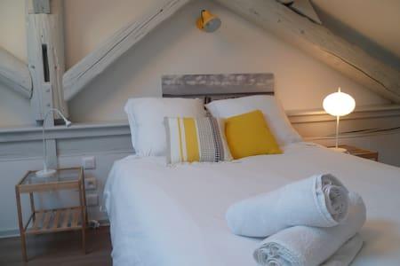 T2 à Lyon: charme, confort et calme - Lyon - Wohnung