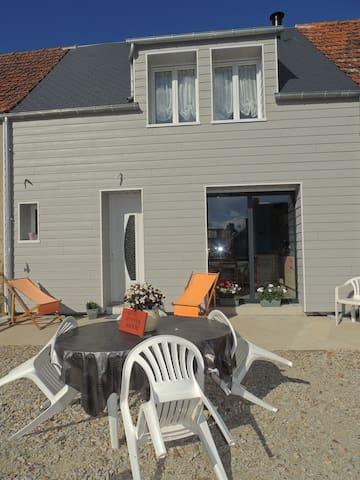 Gite Pierre Marie - Saint-Germain-sur-Ay - Huis