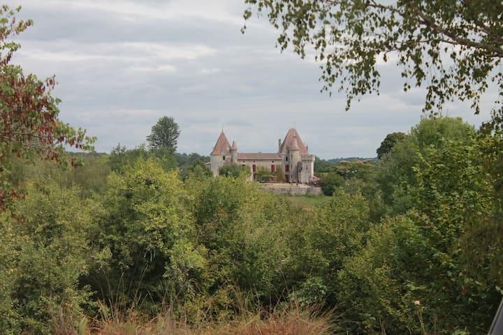 château Laubesc - Cessac - Castle