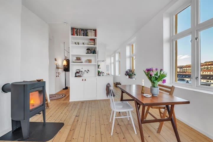 Cozy, quiet and stylish designer apartment - Oslo - Apartment