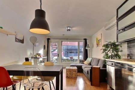 Confort et tranquilité au coeur de Montréal - 蒙特利尔 - 公寓