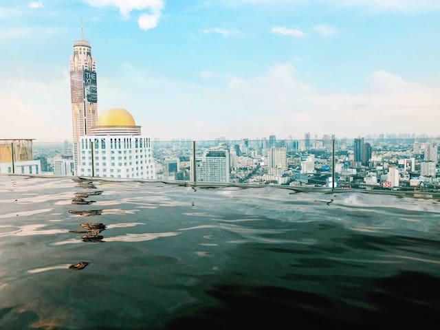 1BR CENTRAL- SIAM, BANGKOK