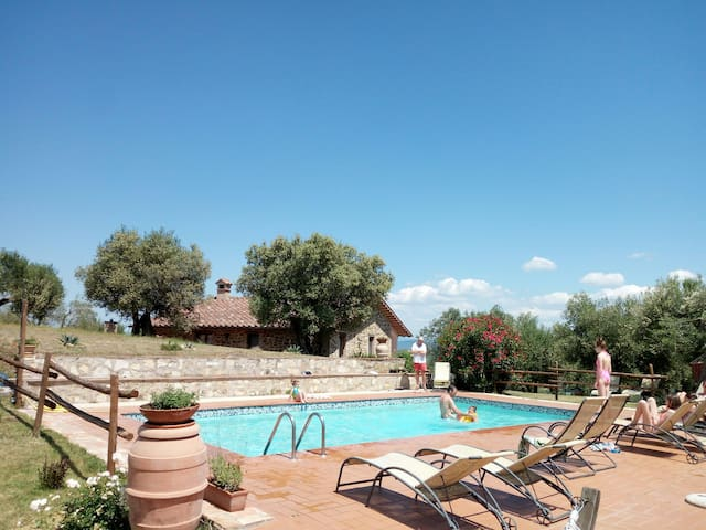 Cottage Schioppello/2 bedrooms/swimming pool