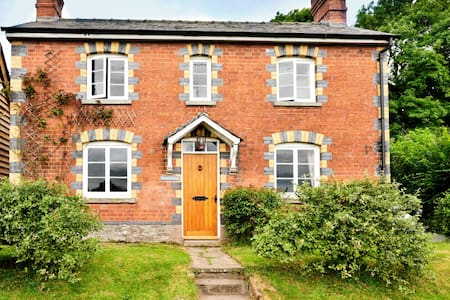 Double in idyllic Country Cottage - Eardisley