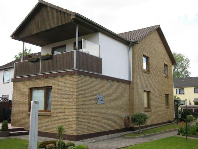 Ferienwohnung in Flensburg - Flensburg - Appartement