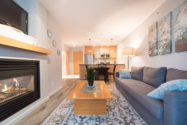 One bedroom apartment within downtown Vancouver