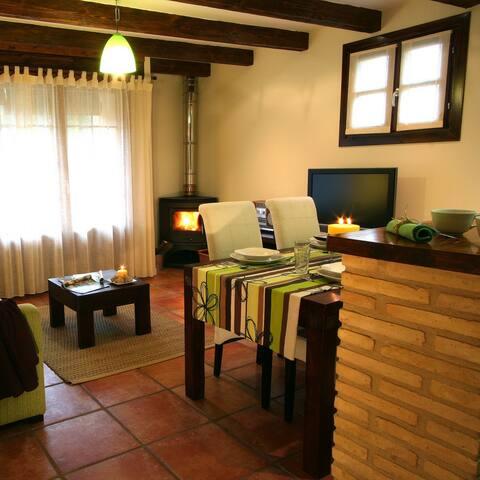 precioso apartamento Cadenas  Uncastillo