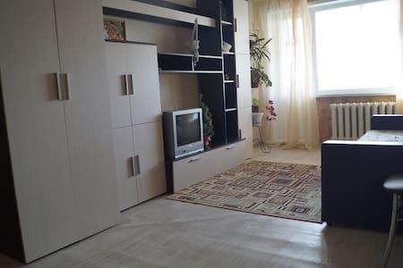Уютная чистая  квартира на берегу  Свияги,19 мкр.