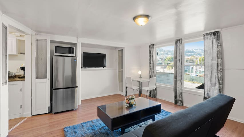 Private Apartment in Bernal Heights
