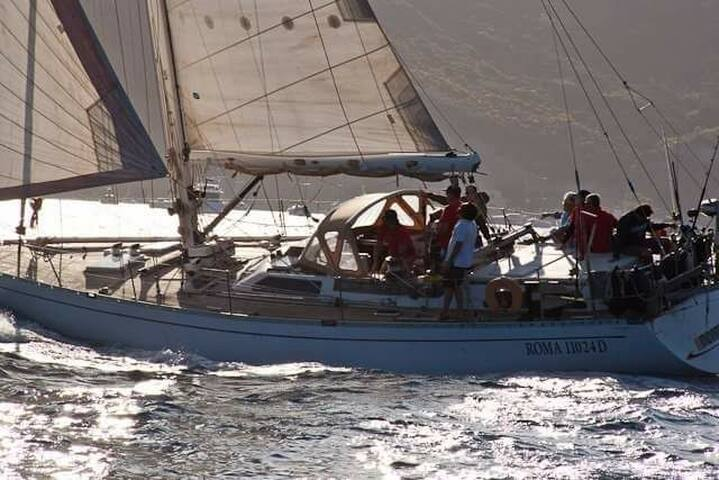 Ischia sailing yacht experience