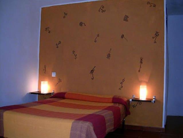 Posada la Niña Margarita Apartamento para 4 - Los Villares - Apartamento