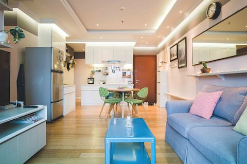 Luxury home in Central Jakarta. Close to malls.