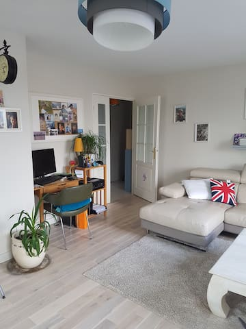 Joli appartement au cœur du village - Martillac - Apartemen