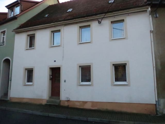 A charming town house,two rooms Ava - Bautzen - Talo