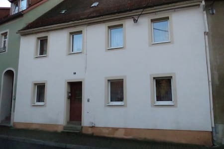 A charming town house,two rooms Ava - Bautzen - Casa