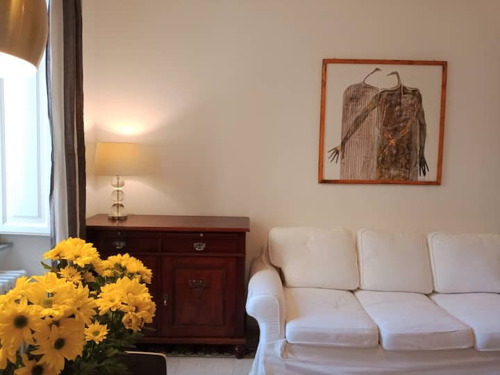 Apartment in the heart of Ostia Lido