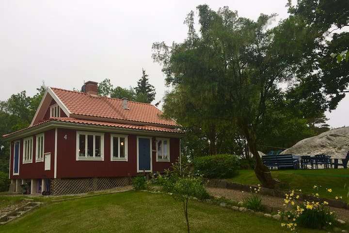 Charming house near beautiful beach