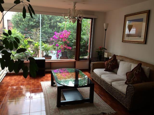 Hermoso loft, impecable y seguro - Ciudad de México - Loft