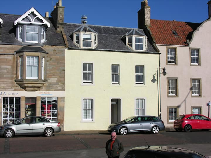 Harbour House, Pittenweem Harbour