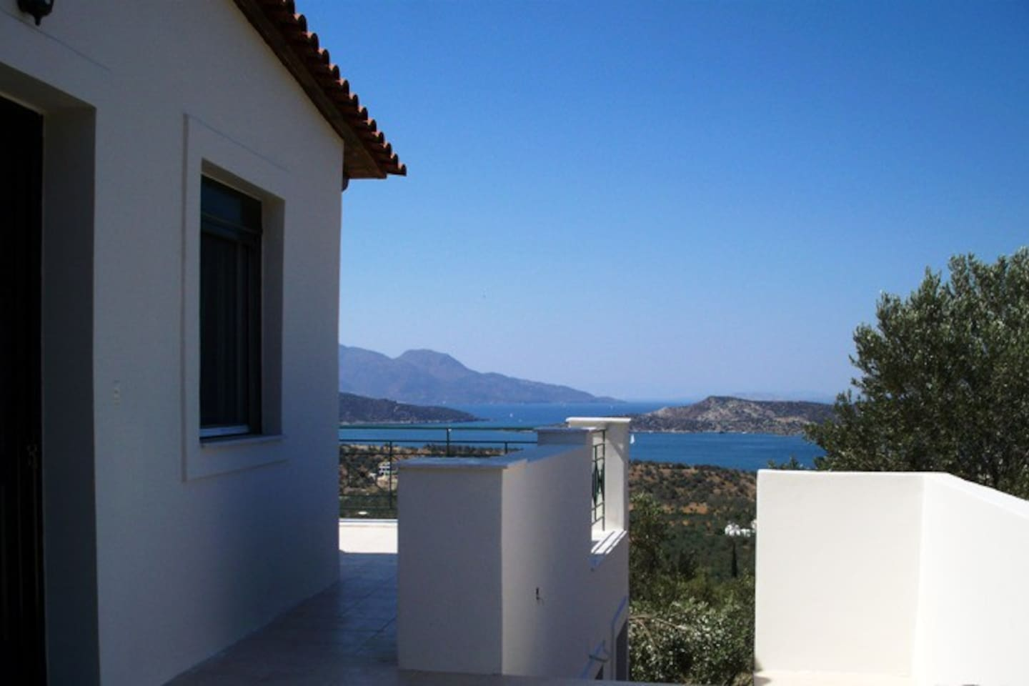 Olive Tree House.  Amazing views, peace and tranquility.