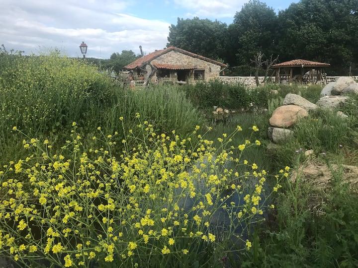 Casa campo romántica !!!