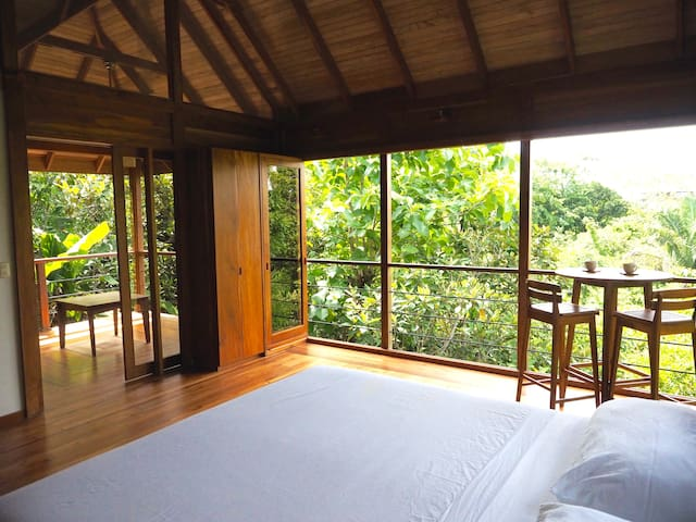 Jungle Canopy Bungalow - Montezuma - Bungalow