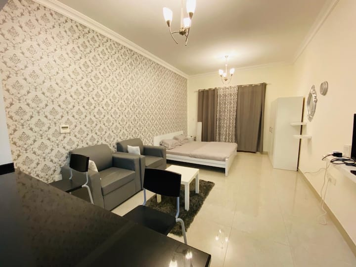 studio in Dubai