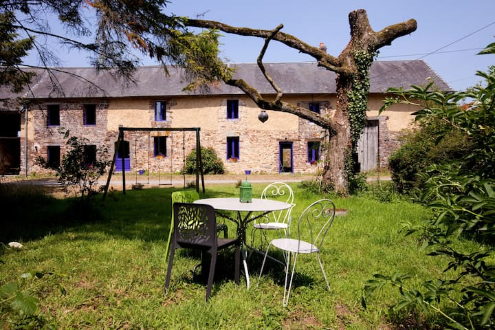 Quiet gite in picturesque Normandy  - Cerisy-la-Salle - Talo