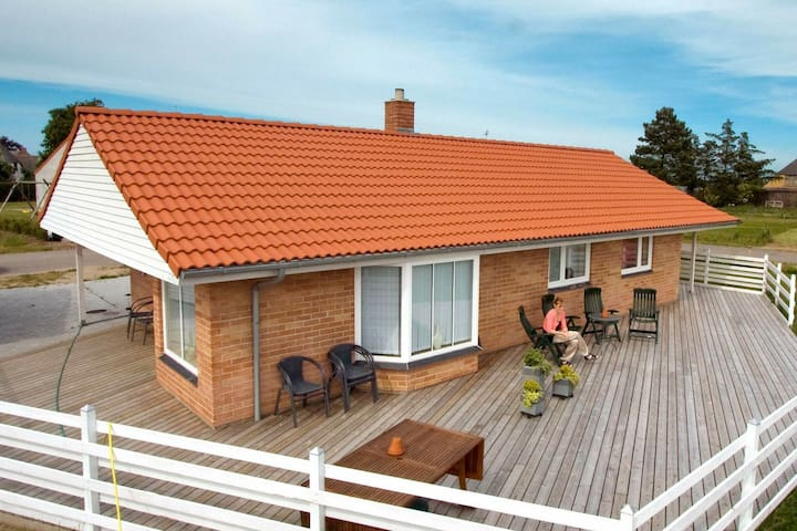 4 Sterne Ferienhaus in Humble