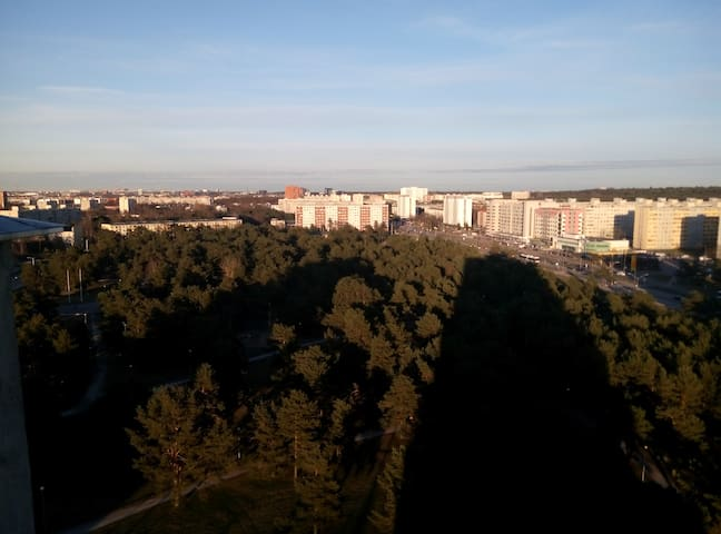 A private room with an amazing view - Tallinn - Wohnung
