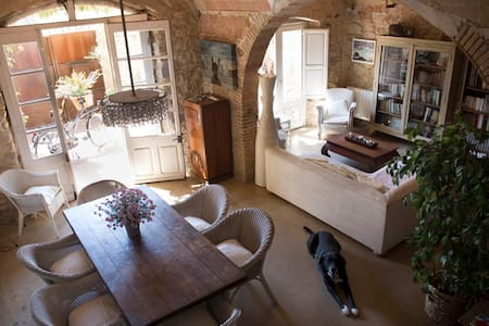 Charming & Stylish country house in Costa Brava - Vilamacolum