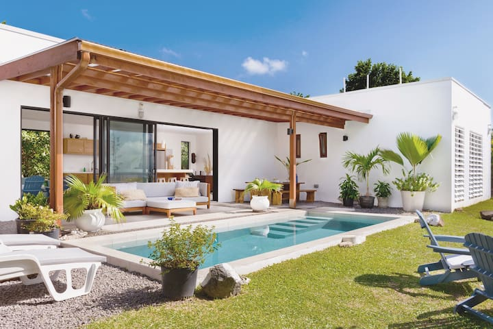 House, Terrace, Swimming Pool, Garden