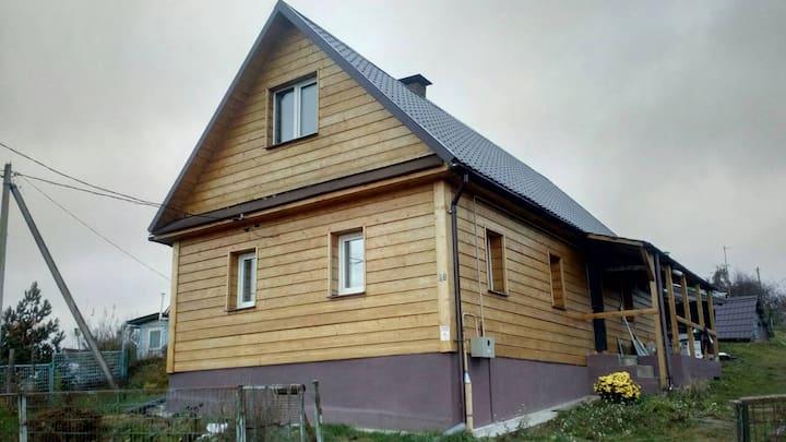 Дом для отдыха рядом с Минском